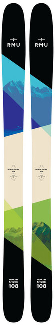 RMU North Shore 108 Skis