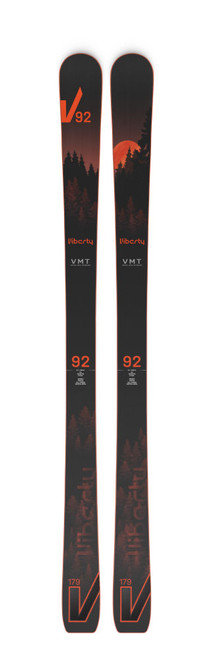 Liberty V92 All Mountain Skis