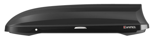 Inno Phantom Cargo Box 18 cubic ft Gloss Black