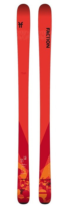 Faction Chapter 1.0 skis