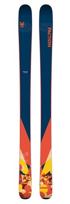 Faction Chapter 2.0 skis