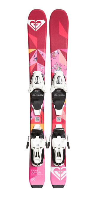 Roxy Kaya junior skis