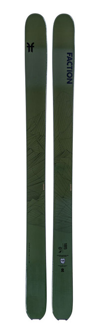 Faction Agent 4.0 skis
