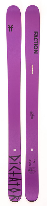 Faction Dictator 3.0X Womens Skis