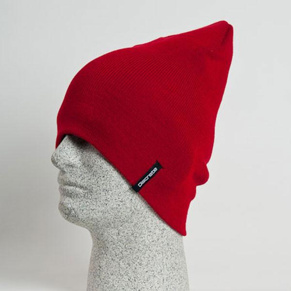Discrete Doyonator hat - red