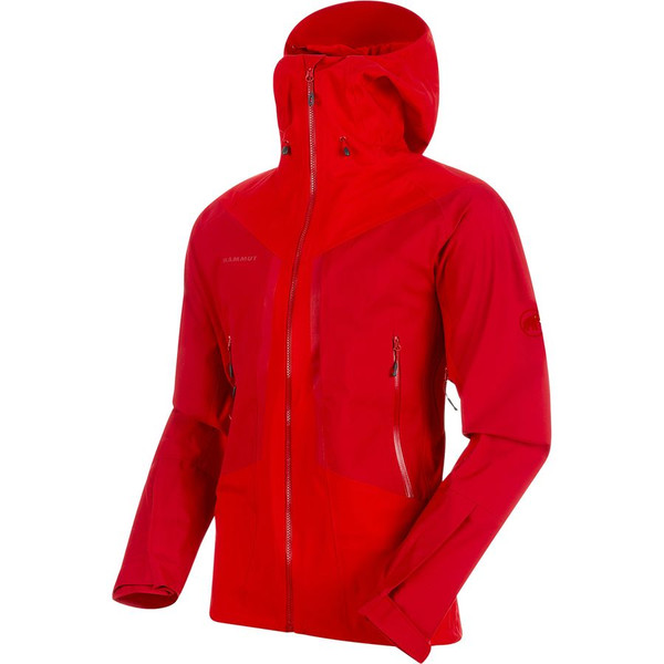 mammut masao hs mens ski jacket