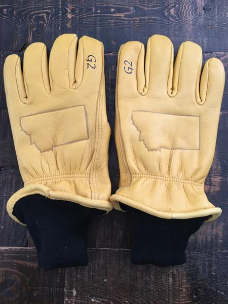 Custom Branded Montana Work Gloves