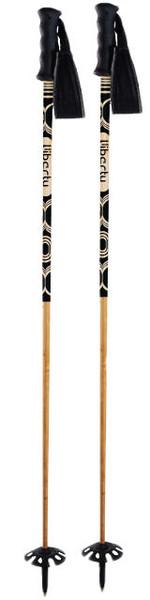 Liberty Retro Light Bamboo Ski Poles