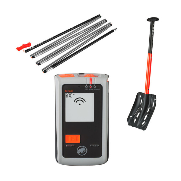 Mammut Barryvox Light Avalanche Safety Package