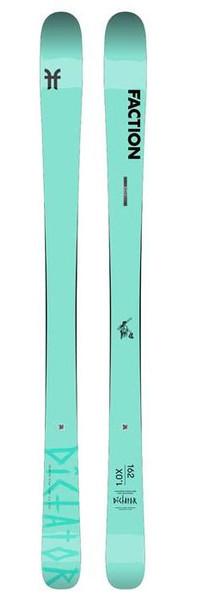 Faction Dictator 1.0X Women's Skis