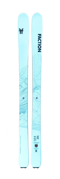 Faction Agent 1.0X women's skis