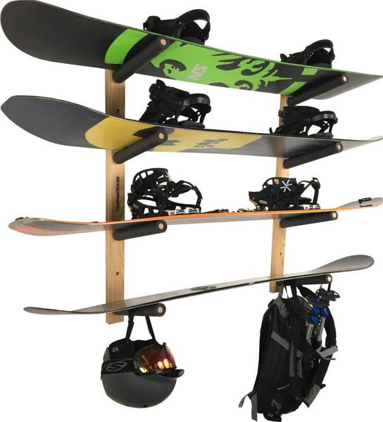 Pro Board Racks Snowboard Storage Rack