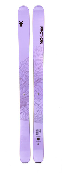Faction Agent 3.0X Womens Skis