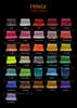 Fringe Color Chart