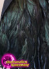 CHARISMATICO Black feather tail men's sexy dance tuxedo suit
