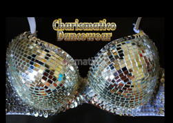 Lady Gaga Disco Bra