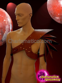 CHARISMATICO Sexy And Handsome Prince'S Stylish Shoulder Dance Prop