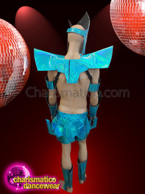 CHARISMATICO Believe In Heroes And Then Dress Like A Hero For Your Dance Show