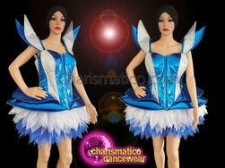 CHARISMATICO Get the look of a fairy straight from Disney land with Corset and Skirt