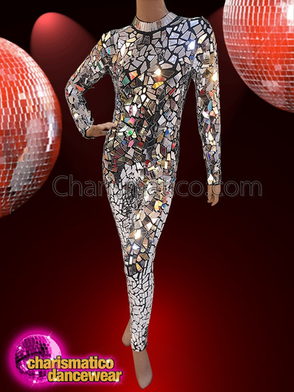 CHARISMATICO  Dance Like A Pro With Full Sleeves Disco Costume