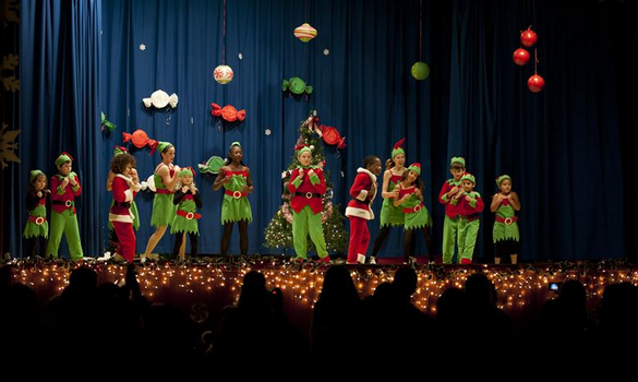 Get to Know The Best Dance Shows this Christmas 2018