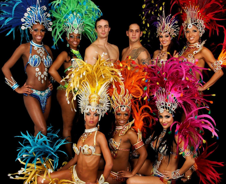 All About the Samba Dance Costumes