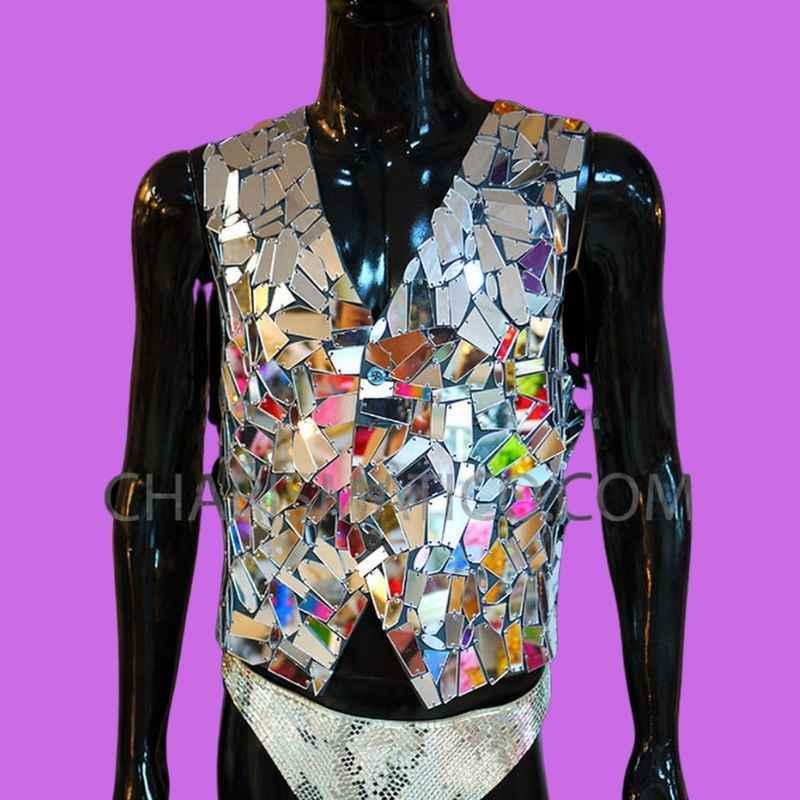 Acrylic Mirror Vest