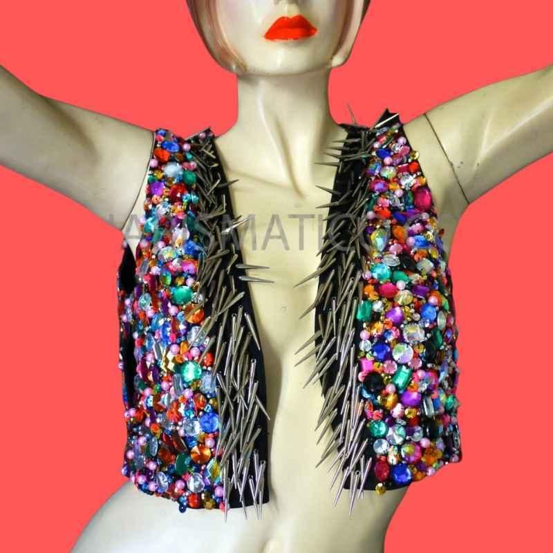 Crystallized Vest