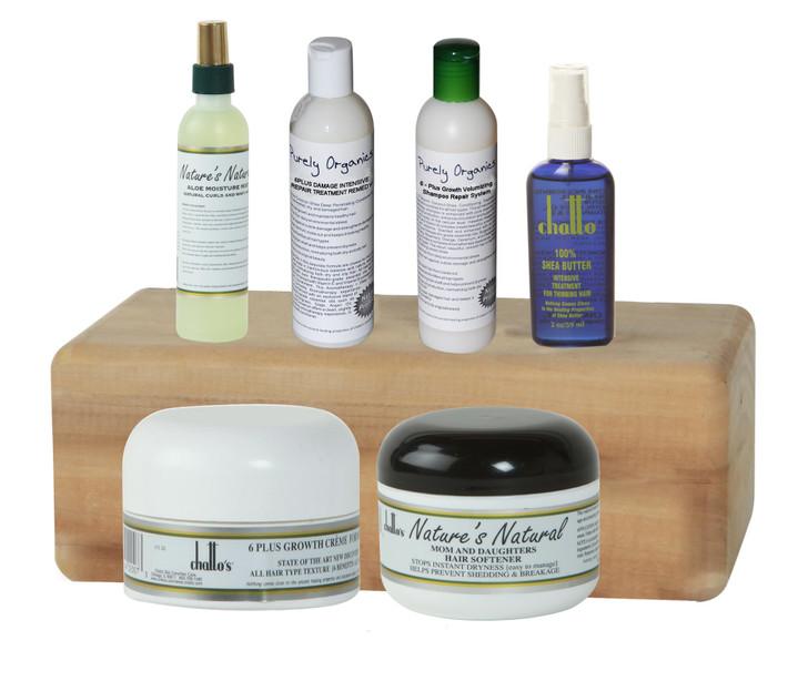 6-Plus Hair Loss Recovery & Maintenance Kit #3