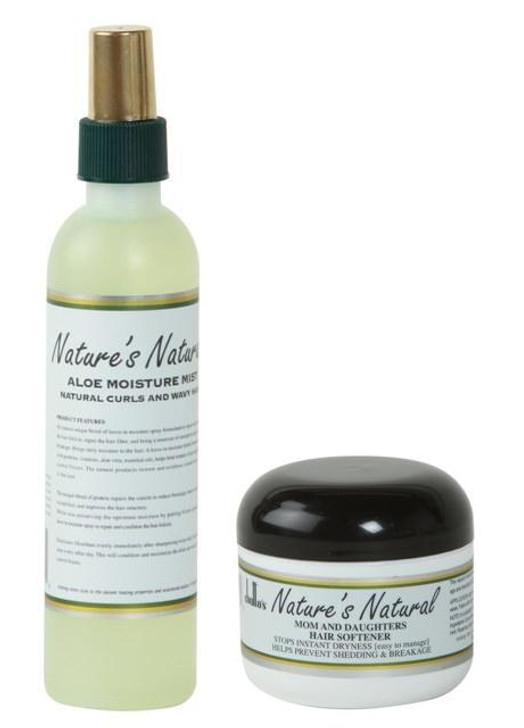 Nature's Natural Daily Hair Moisture Kit