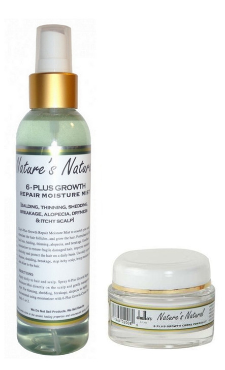 6-Plus Hair Loss Daily Recovery Kit #2