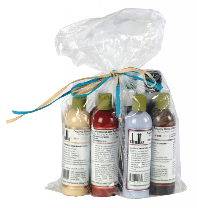 Longevity Organic Color Shampoos & Conditioners Set