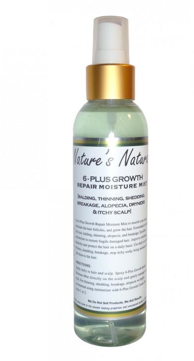 Nature's Natural 6-Plus Hair Loss Recovery Repair Moisture Mist