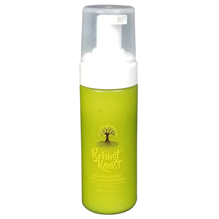 A foaming  remedy leave-in treatment that  invigorates the scalp when massage instantly penetrates to help support natural keratin and also prevent any type of iching ,flakiness and dryness. Helps protect and prevent hair from Breakage and damage