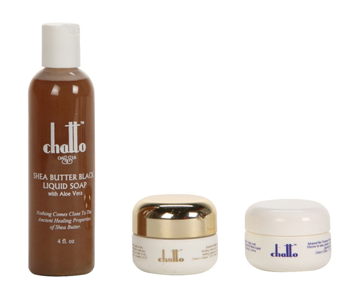 Chatto's Teenage Acne System