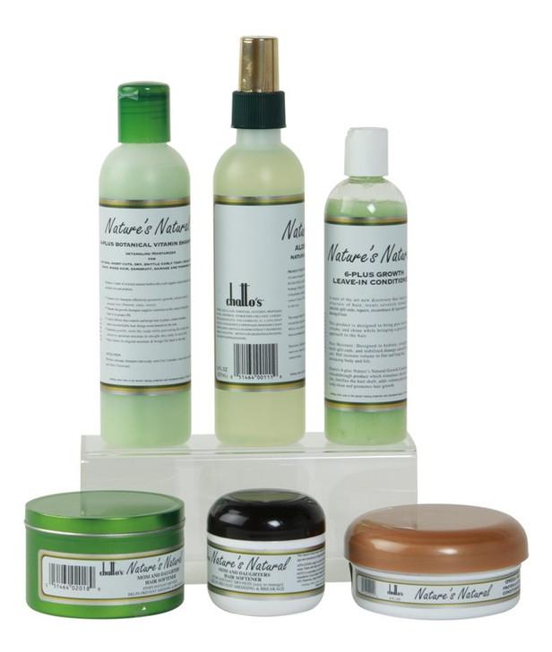 Nature's Natural Hair Care Kit