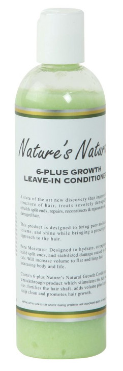 Nature's Natural 6-Plus Hair Loss Recovery Leave-In Conditioner
