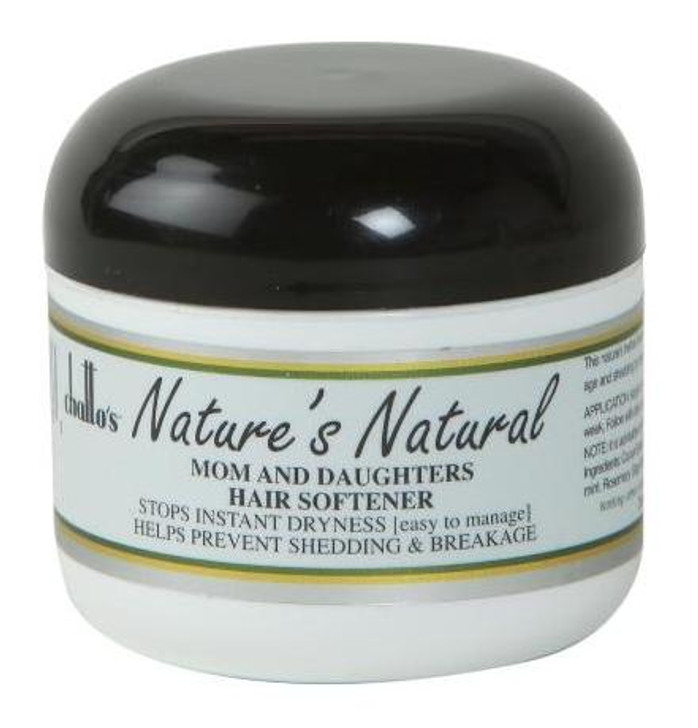 Nature's Natural Mom & Daughters Hair Softener + Frizz Control