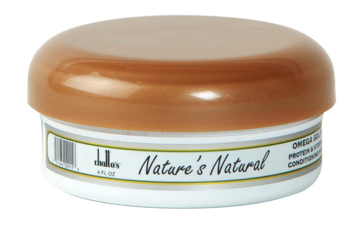 Nature's Natural Omega Gold Shea Scalp Conditioning Hairdress