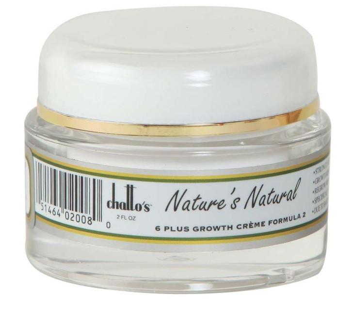 Nature's Natural 6-Plus Hair Loss Recovery & Rebuild Creme Formula 2