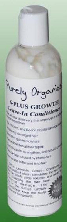 Purely Organics 6-Plus Hair Loss Recovery Leave-In Conditioner