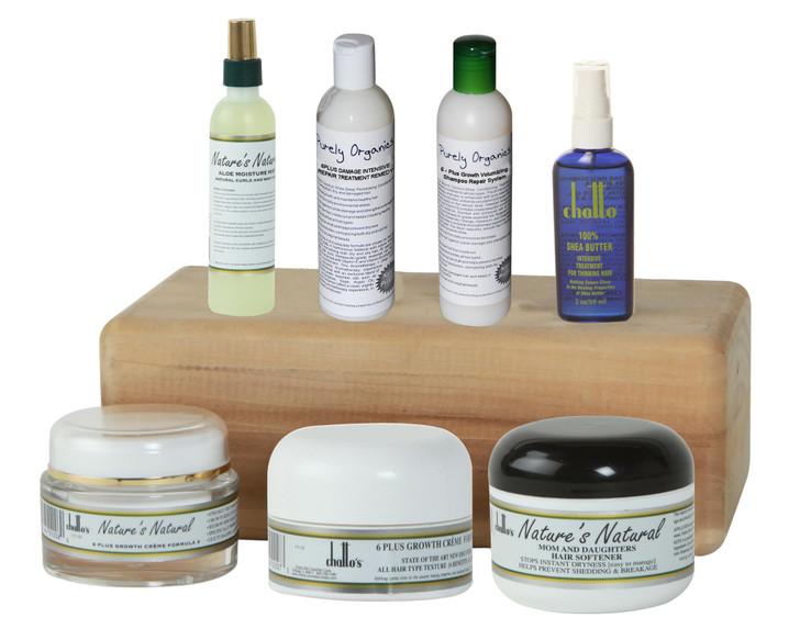 6-Plus Hair Growth Maintenance Kit #1