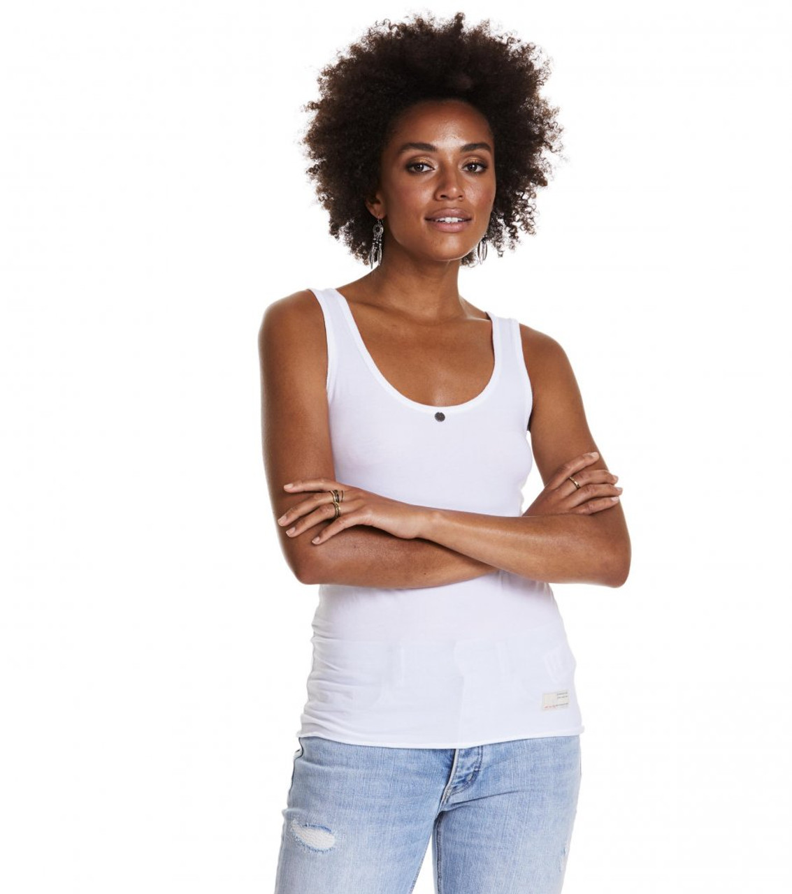 18de4911ae5d Odd Molly Exploring Tank Top - white - Stockholm Objects
