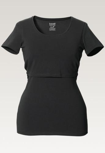 Boob Design Classic S/S Top - Black