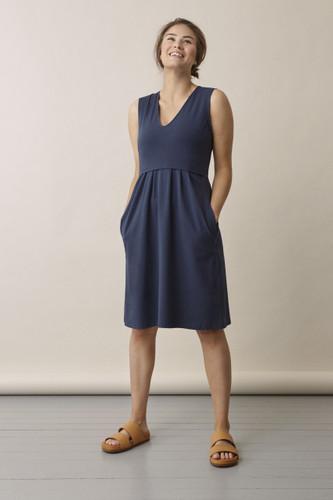 Boob Design Tilda Dress - Thunder Blue