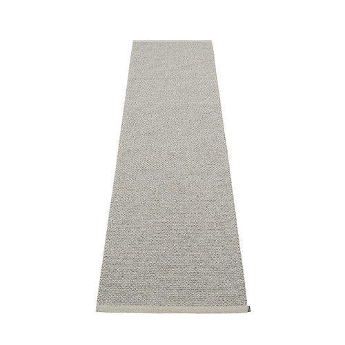 SVEA with hemmed edge Warm Grey/ Granit Metallic