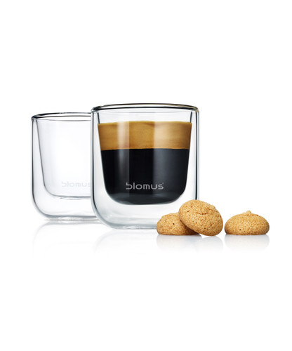 Insulated Espresso Glasses