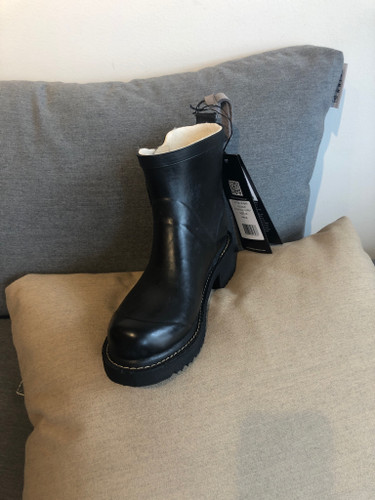 Ilse Jacobsen Rainboots - Black