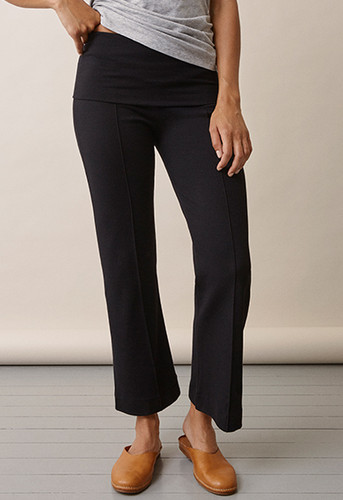 Boob Design OONO Cropped Pants - Black