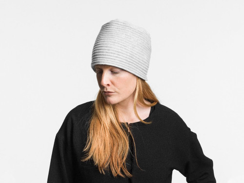 Design House Pleece Hat - Light Grey